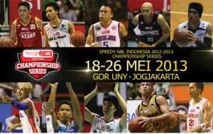 Poster Promosi NBL Press Release